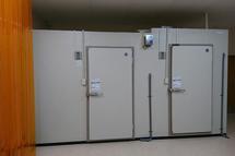 JA様 厨房機器・冷機器・プレハブ冷蔵庫の設置 その3