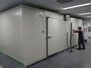 プレハブ冷蔵庫の新設のサムネイル